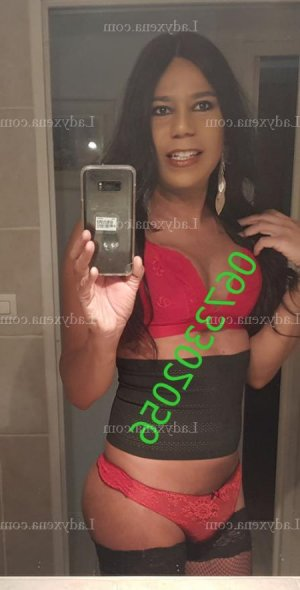 Claire-alice escorte girl rencontre sexe à Drancy