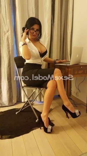 Nasma escortgirl lovesita rencontre dominatrice